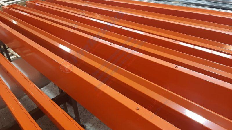 FireTechnics: производимую продукцию компании окрашиваем в любой цвет по шкале RAL classic